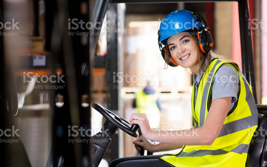 forklift driving training